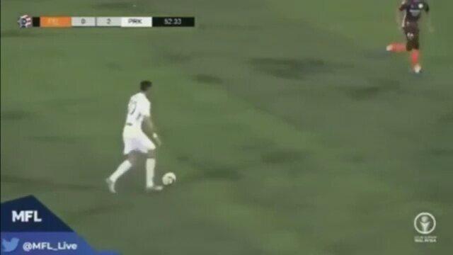 Careca marca gol da vitória do Perak na 18ª rodada da Super Liga da Malásia