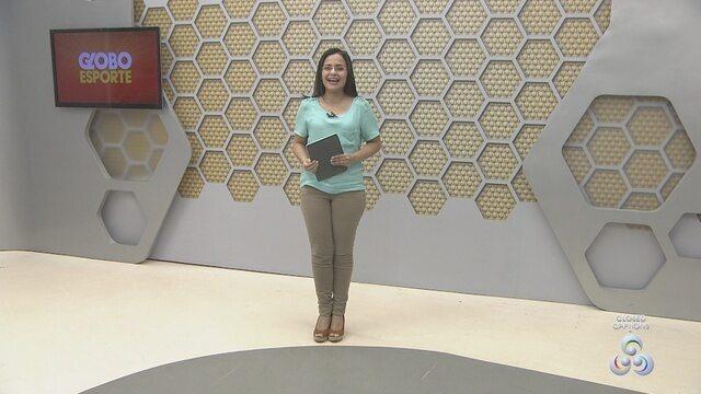 Confira na íntegra o Globo Esporte Amapá desta sexta-feira (12)