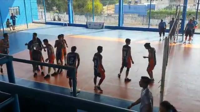 Escola Major Guapindaia vence no vôlei, no JOER