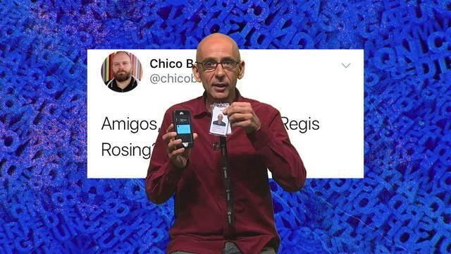 Régis Rösing participa do Leitura de Comentários