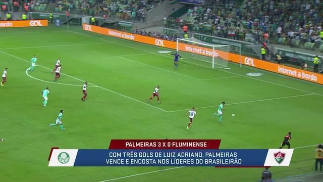 Mesa debate se, com Luiz Adriano, Palmeiras já pode considerar que tem um camisa 9