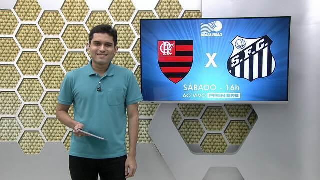 Veja a íntegra do Globo Esporte desta sexta, 13/09/2019