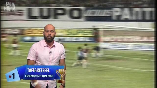 Falhas acontecem... até mesmo com alguns dos grandes goleiros do futebol brasileiro
