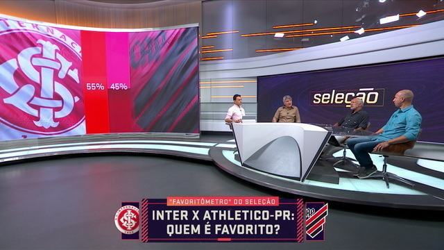 """""""Favoritômetro""""! Comentaristas chutam quem deve ser o campeão da Copa do Brasil"""