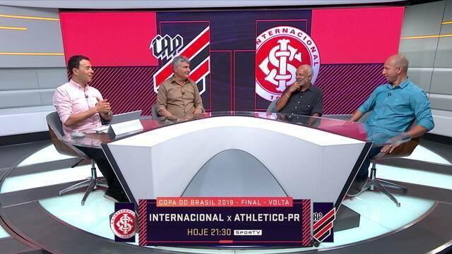Fábio Jr avalia quesitos de Guerrero e Marco Rúben