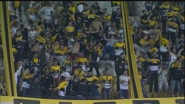 #TBT: Criciúma vence o Atlético-GO em 2015