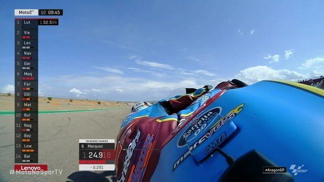 Alex Marquez conquista pole em casa no GP de Aragão de Moto 2