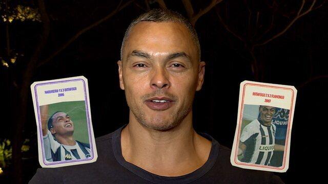 Rei da mesa: Dodô, artilheiro dos gols bonitos, elege o mais belo da carreira