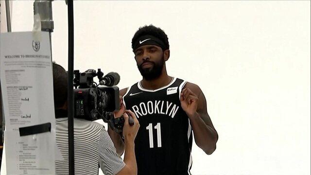Brooklyn Nets se prepara para a próxima temporada da NBA