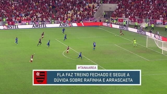Comentaristas discutem preparação do Flamengo para jogo contra o Grêmio pela Libertadores