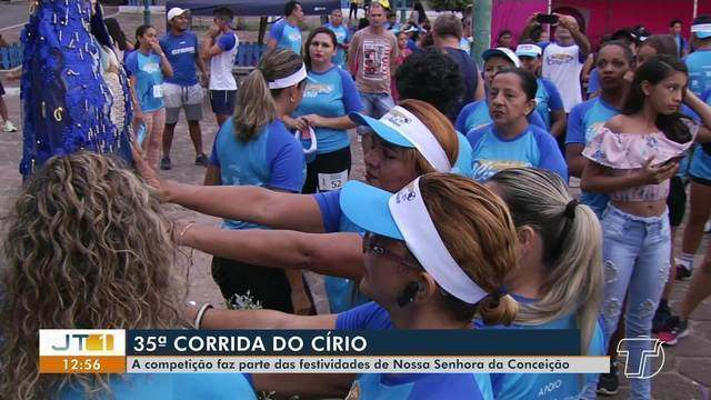 Corrida do Círio é realizada no domingo
