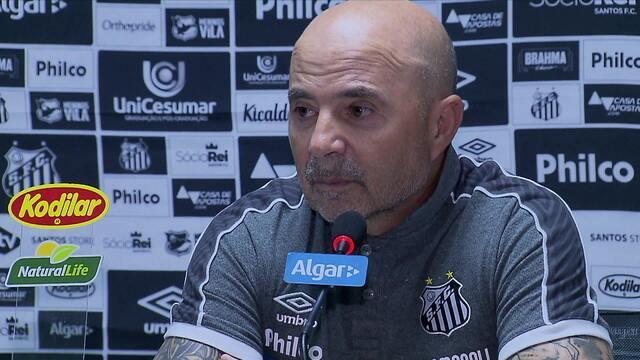 Sérgio Xavier diz que Sampoli vai para o Palmeiras ou Flamengo, segundo a imprensa argentina