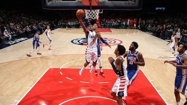 Melhores momentos de Washington Wizards 119x113 Philadelphia 76ers pela NBA