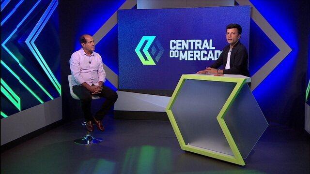 12/12 Parte 2 Central do Mercado traz as últimas novidades do futebol brasileiro
