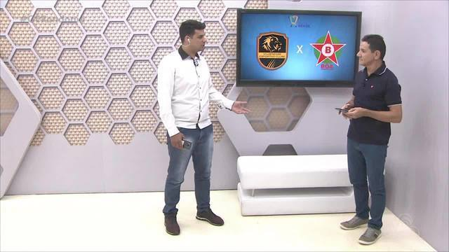 Participação do comentarista esportivo Juan Rodrigues