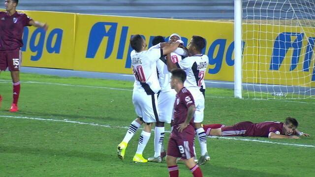 Os gols de River Plate 1x2 Vasco pela semifinal da Copa RS de Futebol sub-20