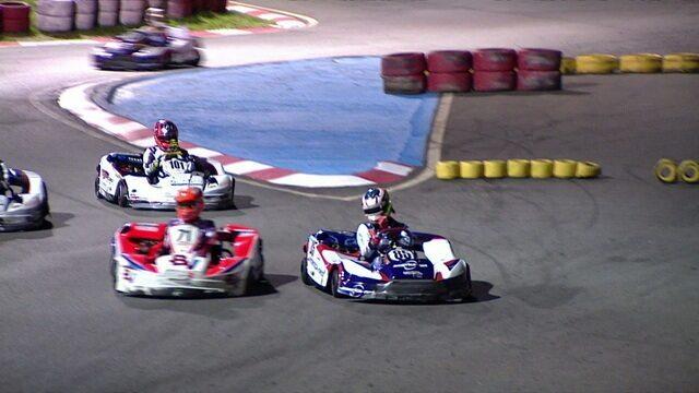 Enzo Bortoletto é campeão das 500 Milhas de Kart 2019