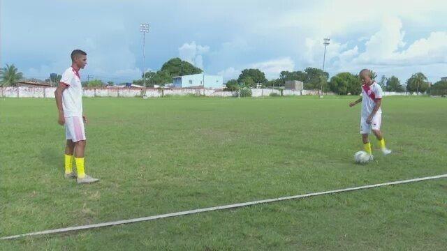 Jovens meias buscam espaço no time titular do Rio Branco-AC para disputa do Acreano