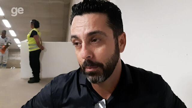 Rodrigo Fonseca afirma que gols do Botafogo saíram em erros do Vitória-ES