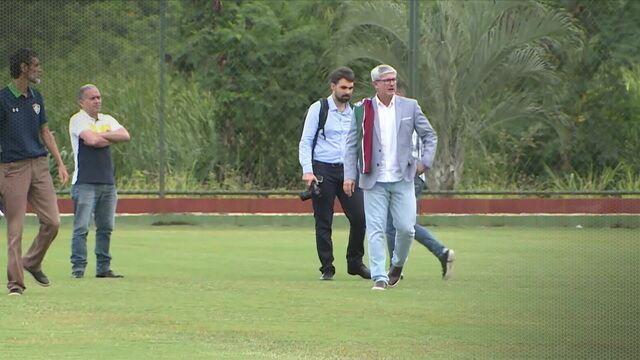 Tá na área compara o que o Fluminense e Odair Hellmann fizeram em 2019
