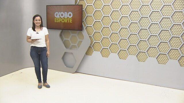 Assista ao Globo Esporte Amapá na íntegra 23/01/2020