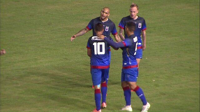 Veja os gols de Cascavel CR 0x2 Paraná Clube, pela segunda rodada do Paranaense