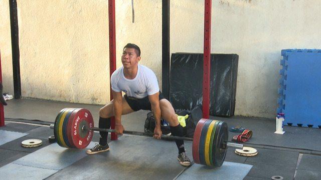 Roraimenses se preparam para o Campeonato Brasileiro de Powerlifting