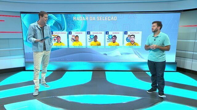 Radar da Seleção: brasileiro faz dois em clássico português, e Richarlison brilha pelo Everton
