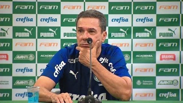 Palmeiras 3 x 1 Mirassol: assista à entrevista coletiva de Luxemburgo