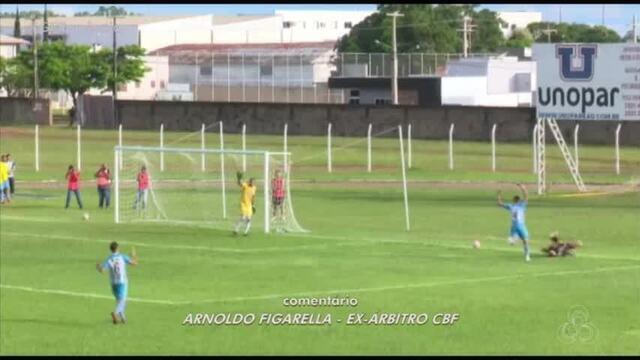 Ex-árbitro da CBF analisa lance polêmico no jogo entre Vilhenense e Ji-Paraná