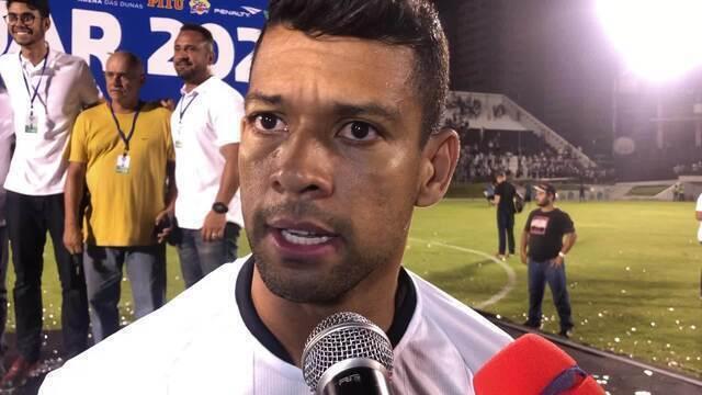 Após título, Wallyson desabafa e prega união para reerguer futebol do RN