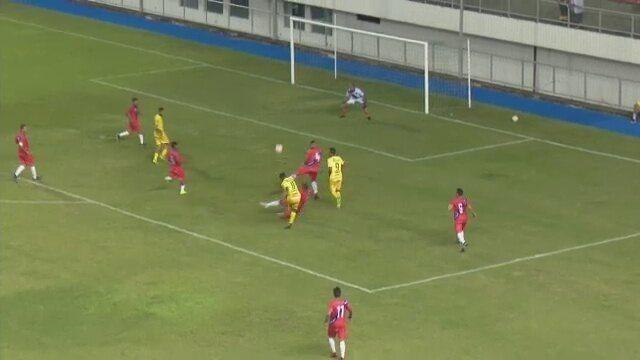 Galvez goleia Humaitá e assegura vaga às semifinais do 1º turno do Acreano