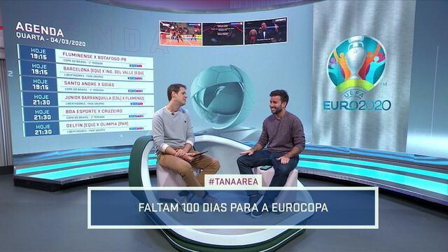 A 100 dias da Euro, Radar apresenta Mbappé e outros possíveis destaques