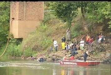 Corpo encontrado no Rio Muriaé, em Cardoso Moreira