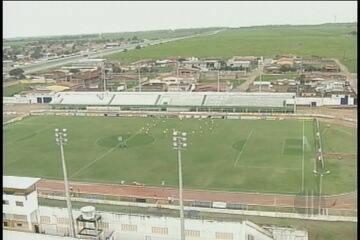 Resultado de imagem para Estadio Manoel Barreto ceara mirim
