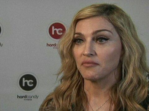 Madonna (Foto: Reprodução/Globo News)