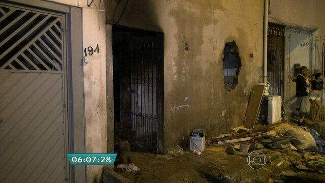 TRAGÉDIA: 3 CRIANÇAS MORREM EM INCÊNDIO, EM SÃO PAULO