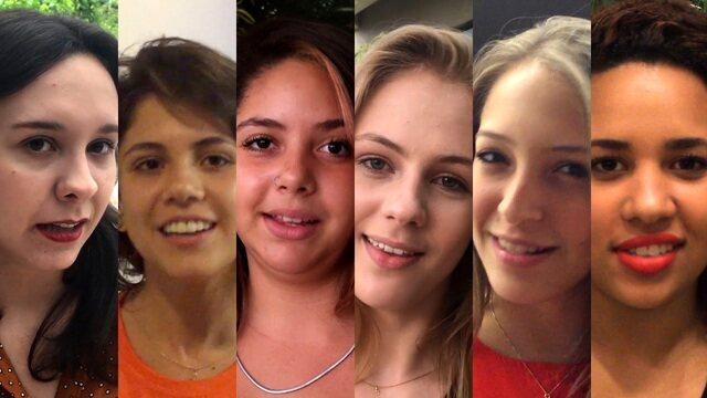 Participantes do Geração Selfie falam sobre sua principal bandeira feminista