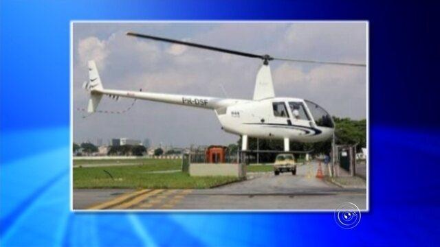 [Brasil]  'Papai Noel' armado rende piloto e rouba helicóptero, diz Polícia Militar 4643475