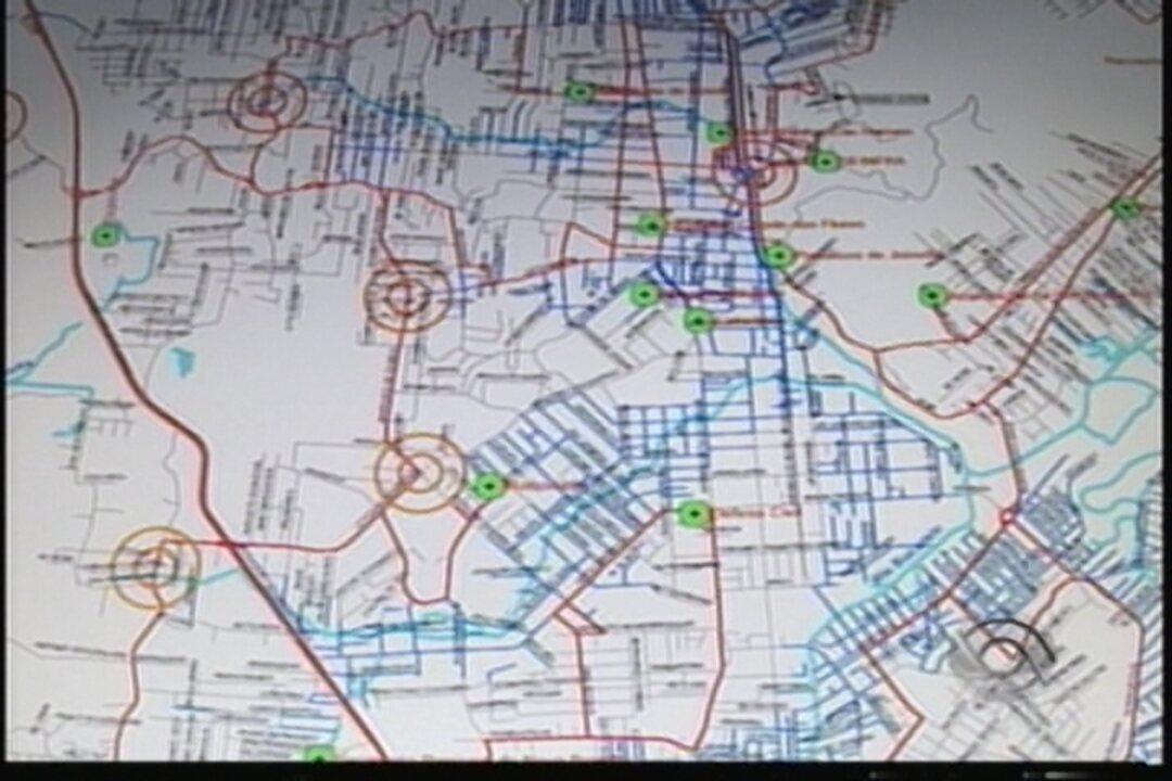Joinville passa a ter mapa com rotas alternativas em caso de