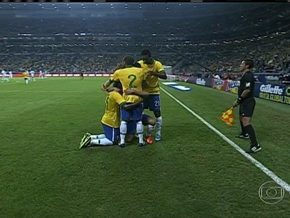 Brasil disputará jogo contra o Equador pelas Eliminatórias na Arena Grêmio