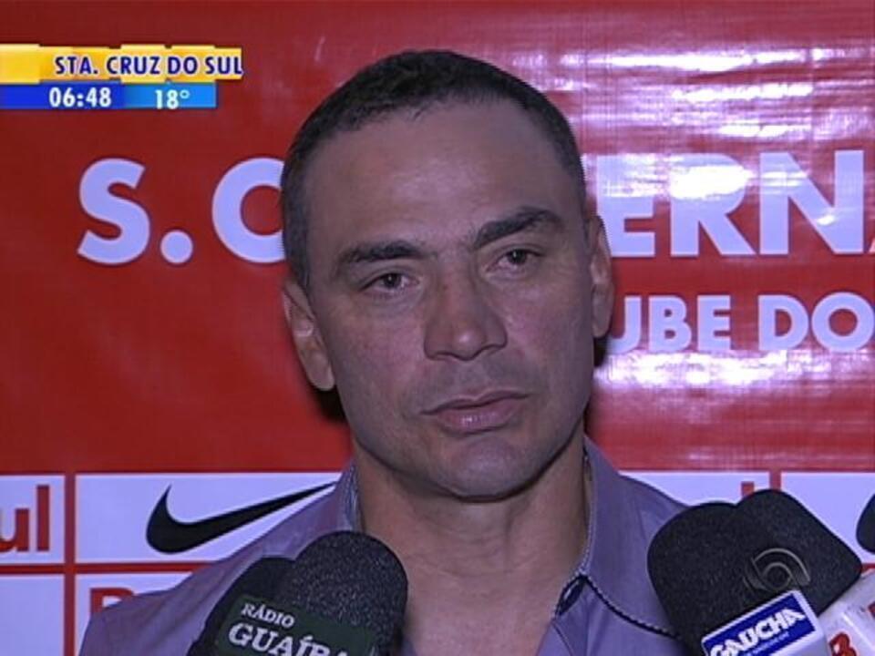0c1c55c409 Esporte  Clemer fala sobre o jogo do Internacional dessa quinta-feira - G1  Rio Grande do Sul - Bom Dia Rio Grande - Catálogo de Vídeos