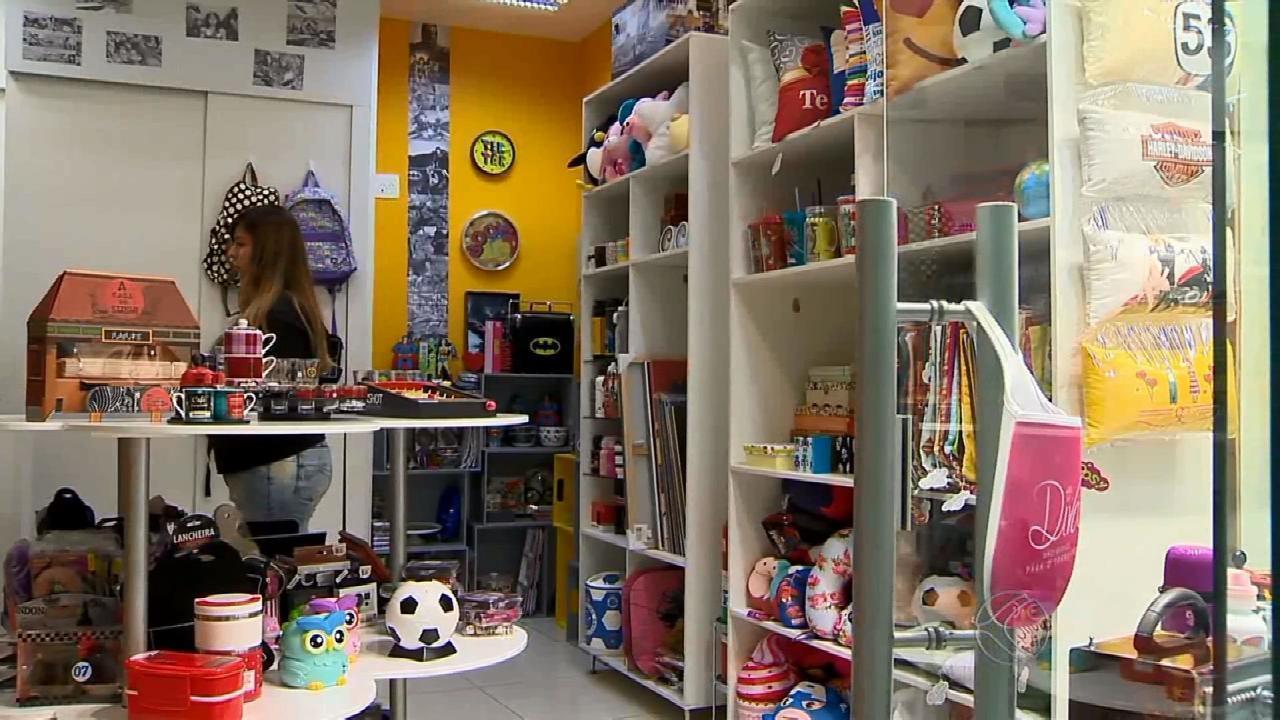 Sonha Artesanato Sorocaba ~ Lojas n u00e3o especializadas em materiais escolares também