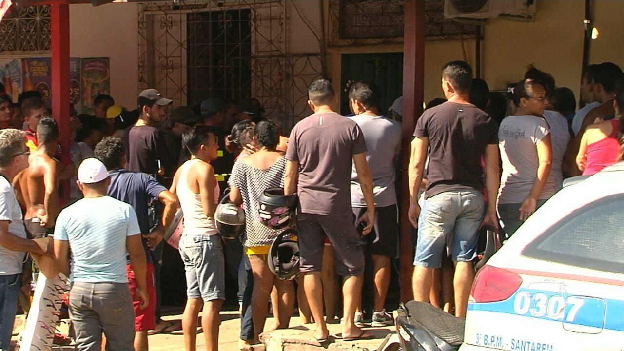 49811b6a71 Professor é encontrado morto à facadas em Santarém - G1 Santarém e Região -  Jornal Tapajós 2ª Edição - Vídeos - Catálogo de Vídeos