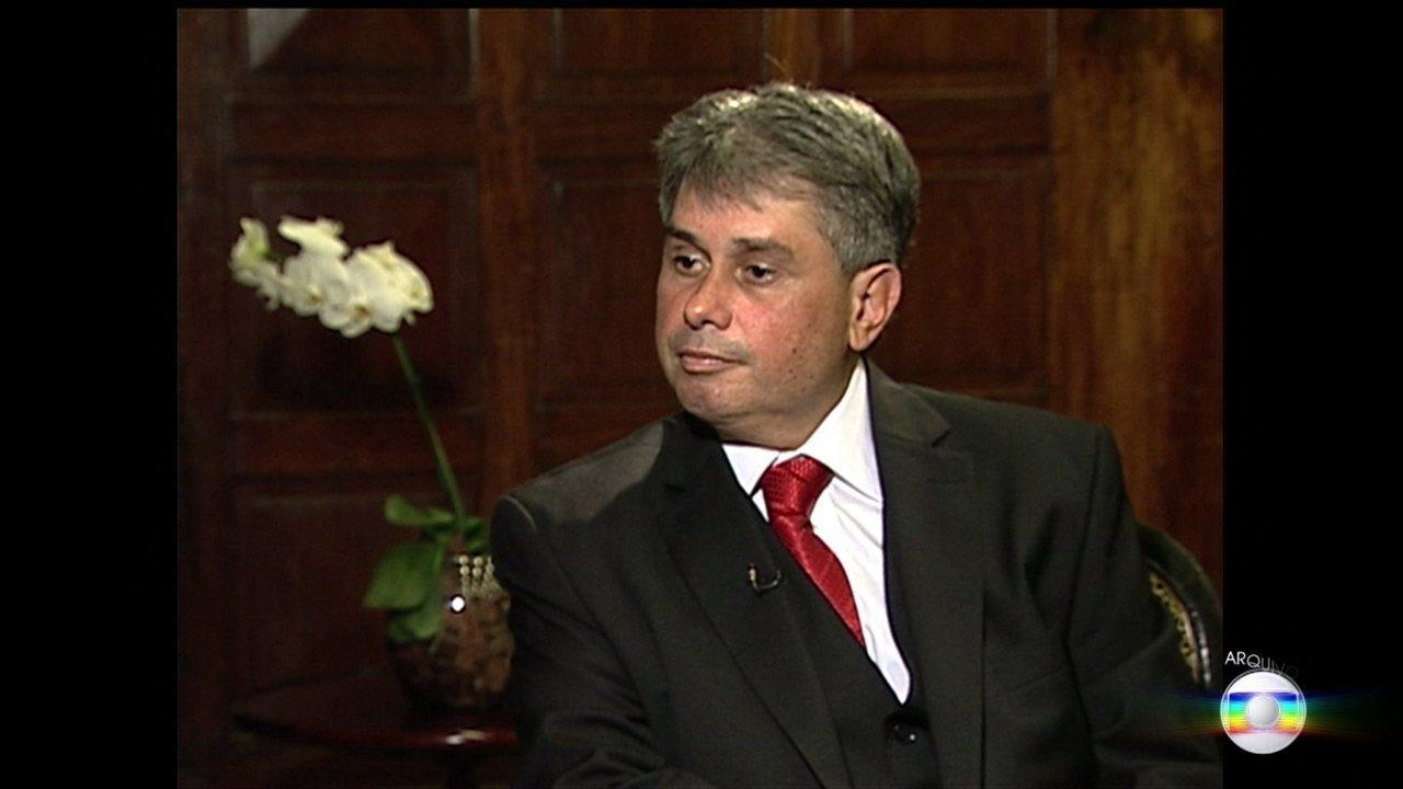 Resultado de imagem para procurador-geral do Rio Cláudio Lopes