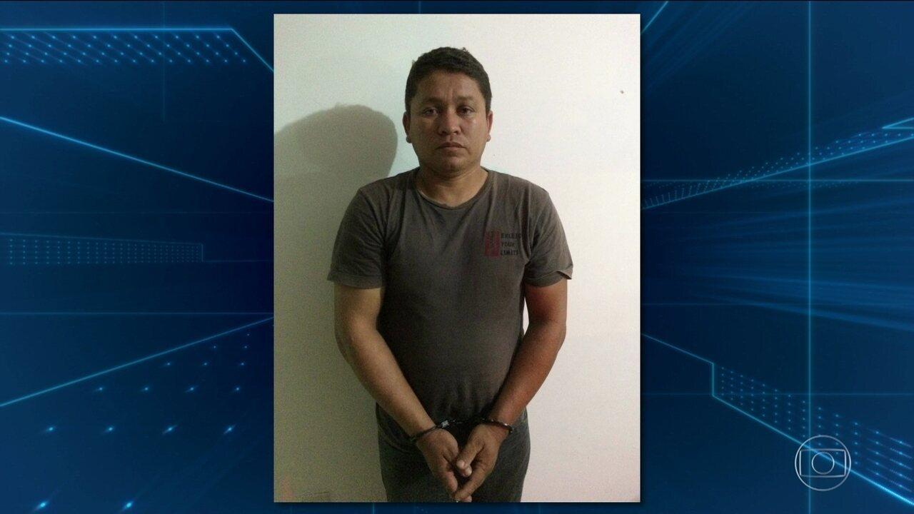 Polícia prende dois suspeitos de matar trabalhadores rurais em Colniza (MT)