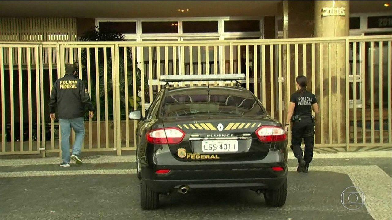 Irmã de Aécio Neves é alvo de mandado de prisão