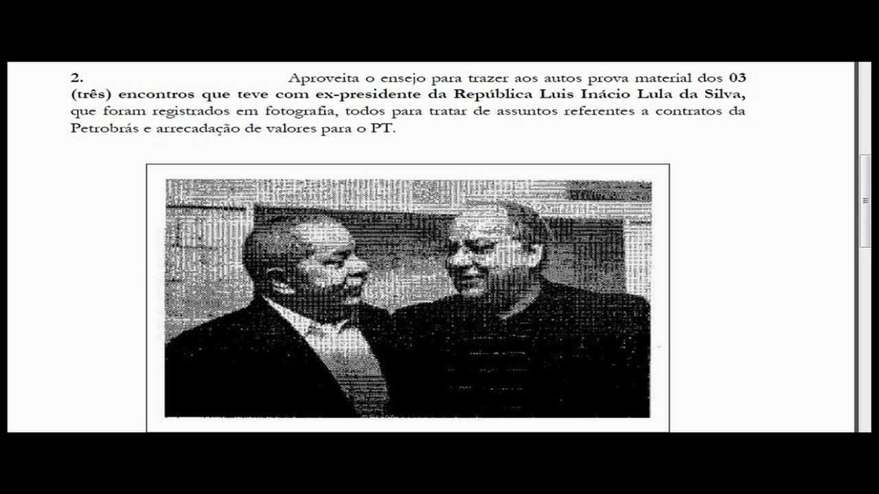 Lula rebate novas acusações em processo do tríplex