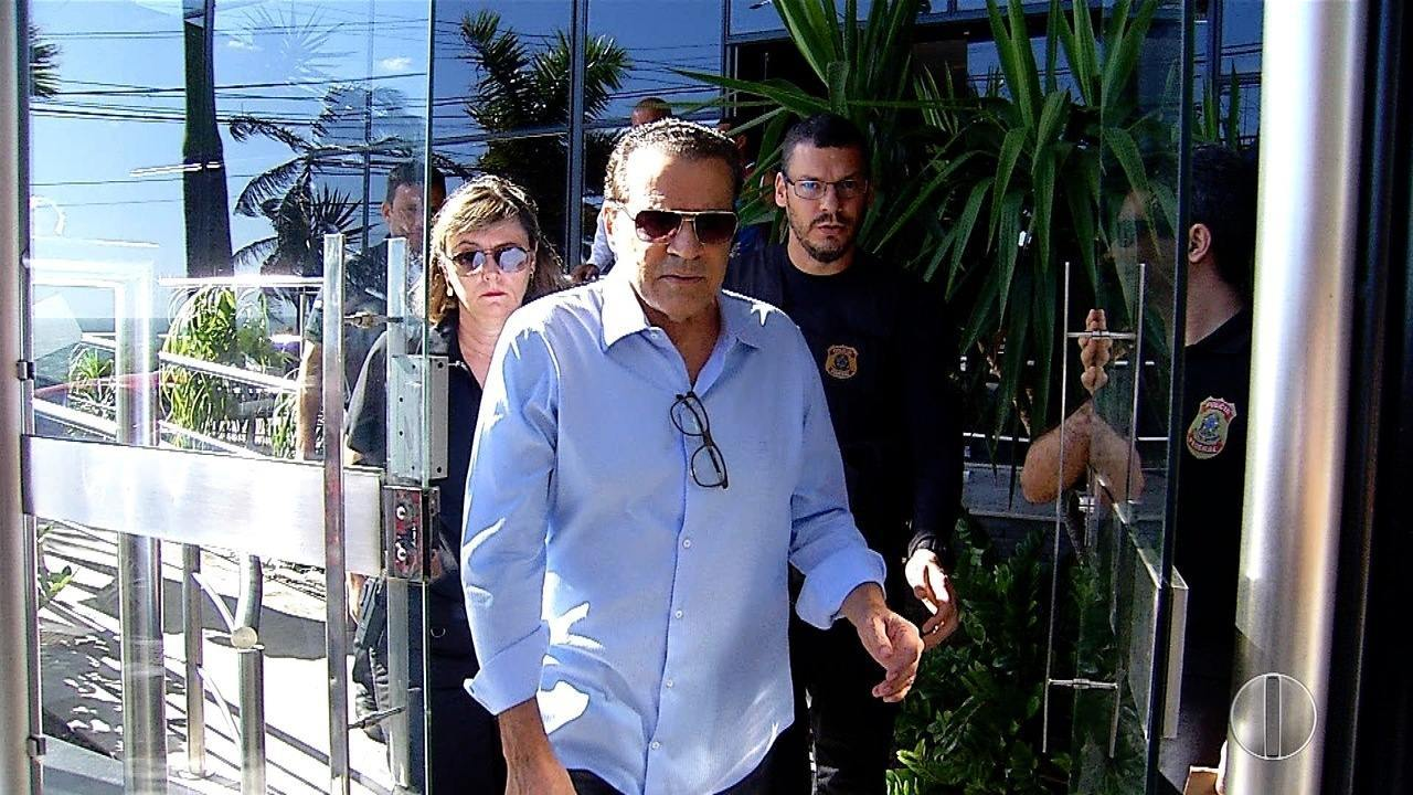 Polícia Federal prende ex-ministro Henrique Eduardo Alves