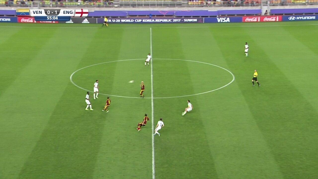 Inglaterra e Venezuela avançam à final do Mundial Sub-20